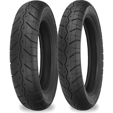 Shinko 230 Tour Master Tire Combo - Main