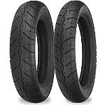 Shinko 230 Tour Master Tire Combo -  Cruiser Tires