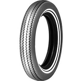 Shinko Classic 240 Front/Rear Tire - MT90-16 Double Whitewall - Shinko Super Classic 270 Front/Rear Tire - 5.00-16 Whitewall