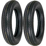 Shinko Classic 240 Tire Combo -  Cruiser Tires