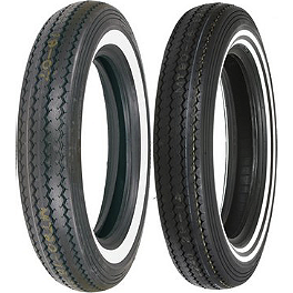 Shinko Classic 240 Whitewall Tire Combo - Shinko Super Classic 270 Tire Combo