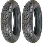Shinko 250 Tire Combo - Shinko Tires Cruiser Tire Combos