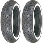 Shinko 250 Whitewall Tire Combo - Cruiser Tire Combos