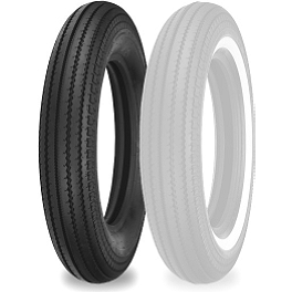 Shinko Super Classic 270 Front/Rear Tire - 5.00-16 - Shinko Super Classic 270 Front/Rear Tire - 5.00-16 Whitewall