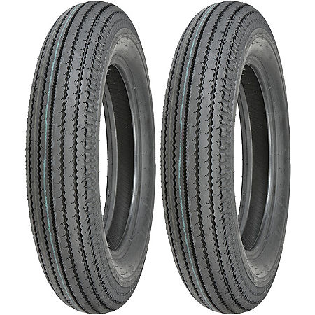 Shinko Super Classic 270 Tire Combo - Main