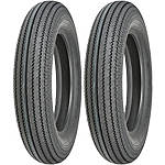Shinko Super Classic 270 Tire Combo -  Cruiser Tires