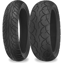 Shinko SR567 / SR568 Tire Combo - Shinko 230 Tour Master Tire Combo