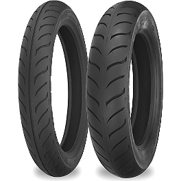 Shinko 611 / 718 Tire Combo - Shinko 006 Podium Rear Tire - 150/60-17