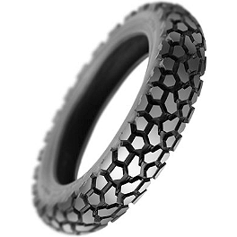 Shinko Dual Sport 700 Series Front/Rear Tire - 4.60-18TT - Shinko 003 Stealth Rear Tire - 190/50ZR17 Ultra-Soft