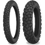 Shinko Dual Sport 700 Tire Combo - Motorcycle Tire and Wheels