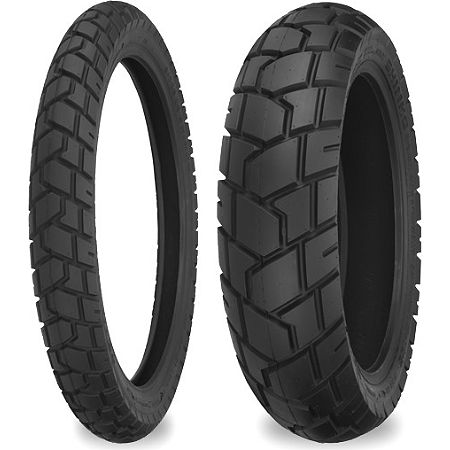 Shinko Dual Sport 705 Tire Combo - Main