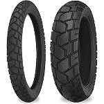 Shinko Dual Sport 705 Tire Combo - Shinko Tires For Motorcycles