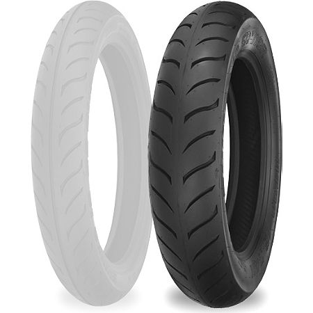 Shinko 718 Rear Tire - MT90-16 - Main