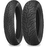 Shinko SR733 / SR734 Tire Combo - Shinko Tires Cruiser Tire Combos