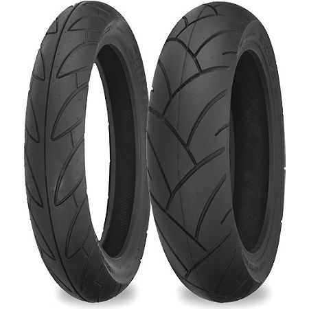 Shinko SR740 / SR741 Tire Combo - Main