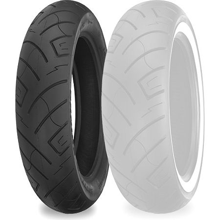 Shinko 777 Front Tire - 120/90-17 - Main