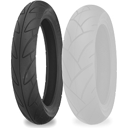 Shinko SE890 Journey Touring Front Tire - 150/80-17 - Shinko 230 Tour Master Rear Tire - 170/80-15