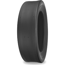 Shinko Reactor Drag Slick Rear Tire - 26x7-17 - Shinko Hook-Up Drag Rear Tire - 190/50ZR17