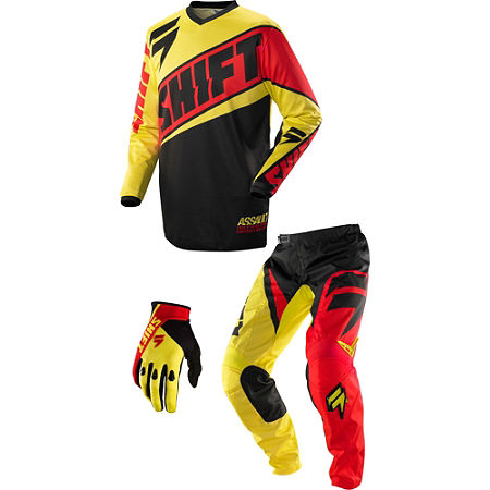 2014 Shift Youth Assault Combo - Race - Main