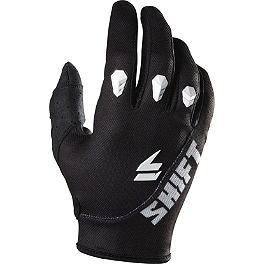 2014 Shift Youth Assault Gloves - Race - 2014 Shift Youth Assault Gloves - Masked