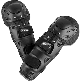 2014 Shift Youth Enforcer Knee / Shin Guards - 2013 MSR Youth Impact Deflector