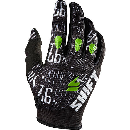 2014 Shift Youth Assault Gloves - Masked - Main