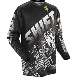 2014 Shift Youth Assault Jersey - Masked - Metal Mulisha Youth Remade T-Shirt