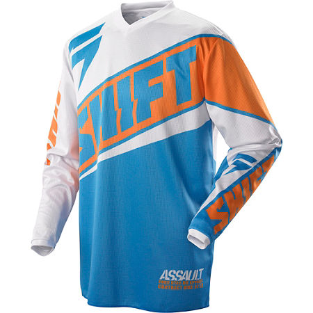 2014 Shift Youth Assault Jersey - Race - Main