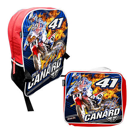Smooth Industries Trey Canard Backpack / Lunchbox Combo - Main