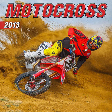 Smooth Industries 2013 Motocross Calendar - Main