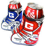 Smooth Industries Gaerne Boot Can Coolers - 2-Pack - Smooth Industries Motorcycle Collectibles