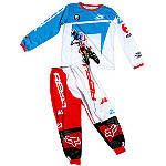 Smooth Industries Chad Reed 2-Piece Play Wear - Smooth Industries Motorcycle Youth Pajamas