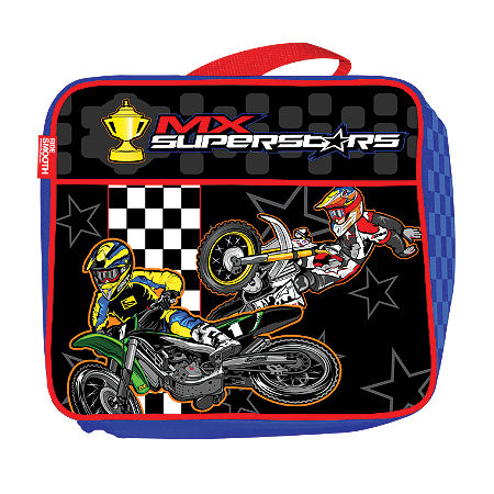 SMOOTH INDUSTRIES MX SUPERSTARS LUNCH BOX - Main