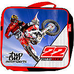 Smooth Industries Chad Reed Lunchbox - Dirt Bike School Supplies