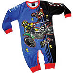 Smooth Industries MX Superstars 1-Piece Play Wear - Smooth Industries Motorcycle Youth Pajamas
