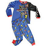 Smooth Industries MX Superstars 2-Piece Play Wear - Smooth Industries Motorcycle Youth Pajamas