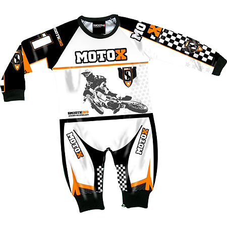 Smooth Industries Smooth Moto X 1-Piece Play Wear - Main