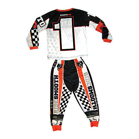 Smooth Industries Smooth Moto X 2-Piece Play Wear - Main