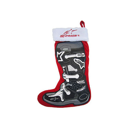 Smooth Industries Limited Edition Alpinestars Holiday Stocking - Main