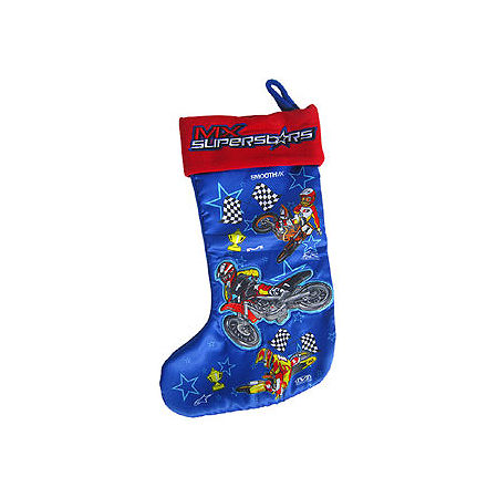 Smooth Industries MX Superstars Holiday Stocking - Main