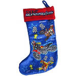 Smooth Industries MX Superstars Holiday Stocking - Utility ATV Collectibles