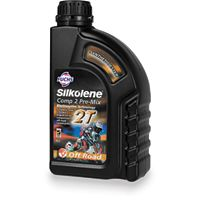 Silkolene Comp2 2-Stroke Oil - 16oz