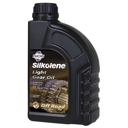 Silkolene 75WT Light Gear Oil - 1 Quart - 1996 Honda CR500 UFO Front Disc Guard