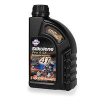 Silkolene 10W40 Pro 4 SX Synthetic 4-Stroke Engine Oil - 1 Liter