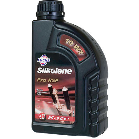 Silkolene 10WT Race Suspension Oil - 1 Liter - Main