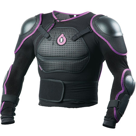 SixSixOne Youth Comp Pressure Suit - Main