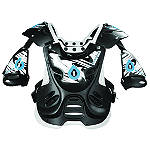 SixSixOne Defender 2.5 Camber Roost Deflector -  Dirt Bike Chest and Back Protectors