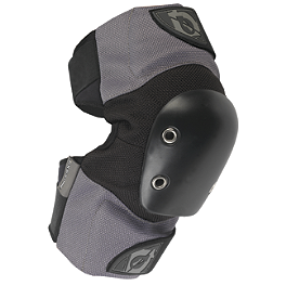 SixSixOne DJ Elbow Guards - EVS Glider Elbow Guards
