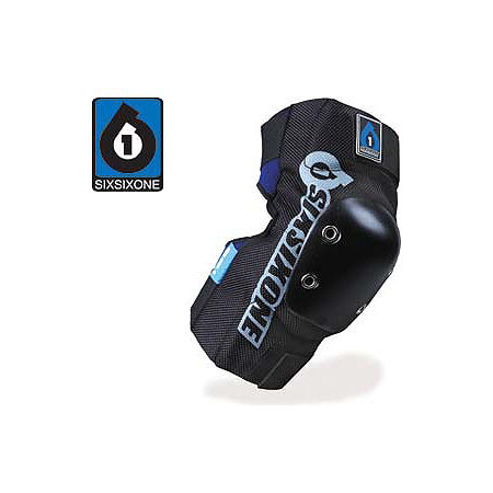 SIXSIXONE YOUTH DJ ELBOW GUARDS - Main