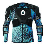 SixSixOne Evo Pressure Suit - SixSixOne Dirt Bike Chest and Back